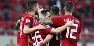 Ραντζέλοβιτς: «Τα γκολ με Κρασνοντάρ τα πλέον αγαπημένα μου
