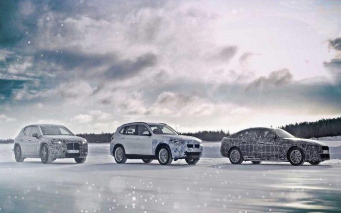 BMW iX3, i4 και iNEXT. Το μέλλον είναι ηλεκτρικό!