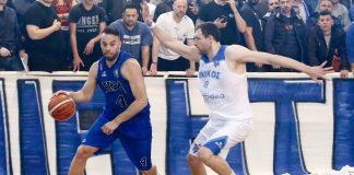 Ένα βήμα από την Basket League ο Ιωνικός