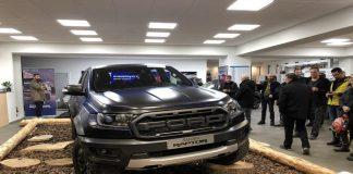 Ford Ranger Raptor. Αποκαλύφθηκε και στη Θεσσαλονίκη