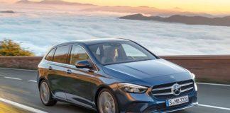 Με νέο ισχυρό και ελαφρύτερο κινητήρα η νέα Mercedes B-Class