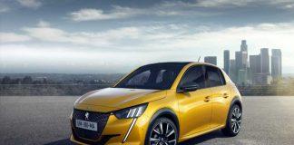 Η Peugeot κάνει «ηλεκτρική» στροφή στο νέο μοντέλο 208