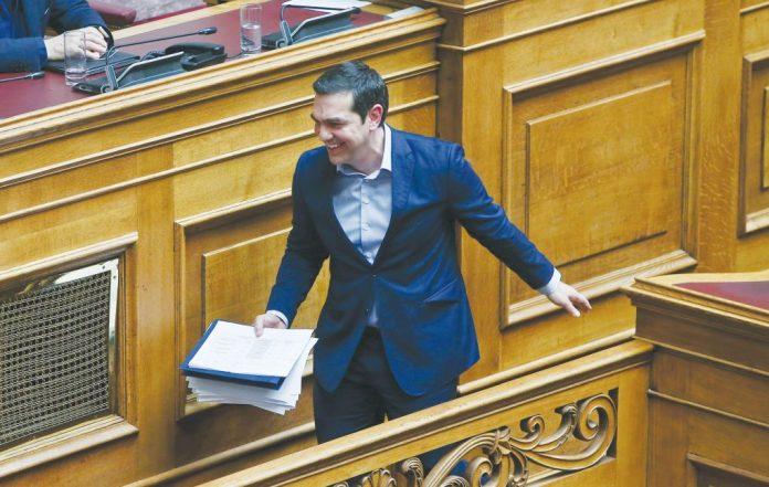 Δεν πιστεύει στην ήττα ο Αλέξης Τσίπρας