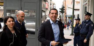 Στη Θεσσαλονίκη σήμερα ο Αλέξης Τσίπρας