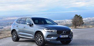 Η Volvo θα επιβάλλει ανώτατο όριο 180 χλμ./ώρα στα οχήματα της το 2020!