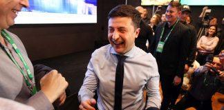 Ουκρανία: Ο κωμικός Ζελένσκι κέρδισε στον πρώτο γύρο των προεδρικών εκλογών