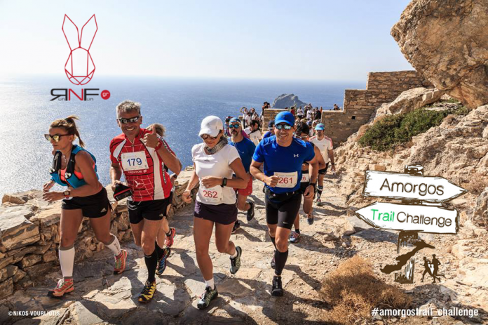 Amorgos Trail Challenge: Ένας αγώνας εμπειρία ζωής