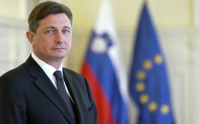 Ολοκληρώθηκε η επίσκεψη του Σλοβένου προέδρου στα Τίρανα