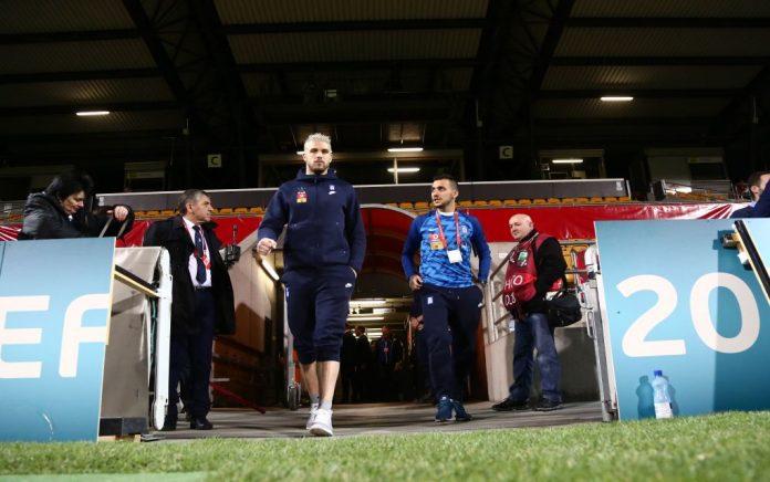 Η ενδεκάδα της Εθνικής για το παιχνίδι με το Λιχτενστάιν