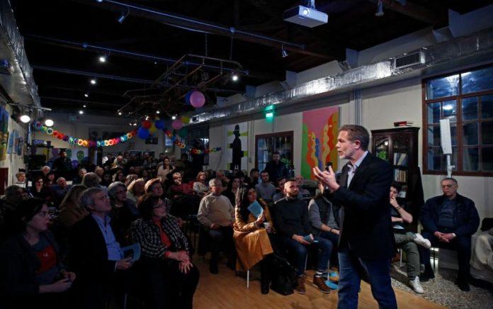 Γερουλάνος: «Στόχος να ξανακάνουμε την Αθήνα συνώνυμο της δημιουργίας»