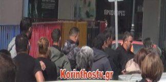 Κόρινθος: Σήμερα η απολογία του 35χρονου που σκότωσε τον Ρομά
