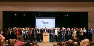Δ. Θερμαϊκού: Παρουσίασε το ψηφοδέλτιό του ο Γιάννης Μαυρομάτης