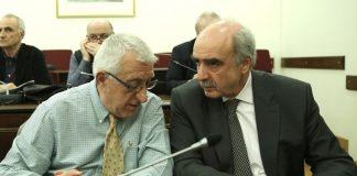 Ενώνουν δυνάμεις Μεϊμαράκης - Κακλαμάνης