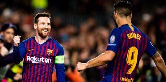 Γκάζωσε για τους «8» του Champions League η Μπαρτσελόνα