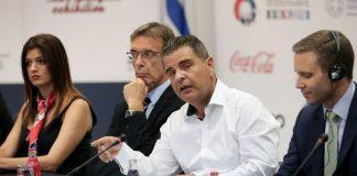 Ποζρικίδης: «Η Sportexpo θα φιλοξενεί σχεδόν όλα τα αθλήματα»