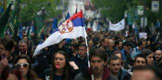 Σερβία: Το 53% υποστηρίζει την ένταξη στην Ευρωπαϊκή Ένωση