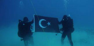 Τουρκική σημαία στη Σούδα με κάλυψη του ΝΑΤΟ!