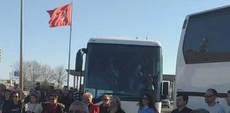 Έλληνες χόρεψαν ποντιακά στα σύνορα της Τουρκίας! (vd)