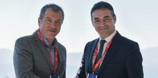 Θεοδωράκης σε Ντιμιτρόφ: «Κάναμε μαζί ένα πρώτο βήμα»