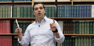 Τσίπρας: «Εκλογές στο τέλος της τετραετίας» (vd)