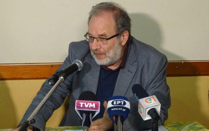 Υποψήφιος για το νεοσύστατο δήμο της δυτικής Λέσβου ο Στρατής Ζαφείρης