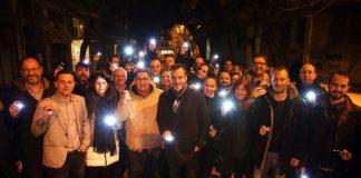 Ζέρβας: Στόχος να αλλάξουμε τον φωτισμό στην πόλη και όχι τα φώτα στους πολίτες