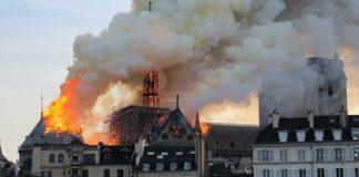 Υψηλά ποσοστά μόλυβδου μετά την πυρκαγιά στην Νοτρ Νταμ