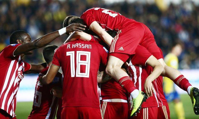 Play off Champions League: Ολυμπιακός – Κράσνονταρ