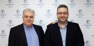Ο Δημήτρης Καρασαββίδης υποψήφιος με τους «Πρωταγωνιστές Ξανά» του Παντελή Τσακίρη
