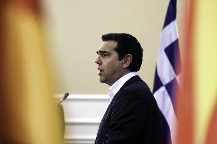 Στη Θεσσαλονίκη σήμερα ο πρωθυπουργός Αλέξης Τσίπρας