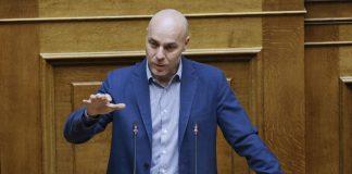 Ανακοίνωσε Αμυρά και Διαμαντοπούλου η Νέα Δημοκρατία
