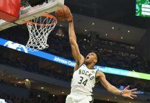Στην καλύτερη αμυντική πεντάδα του NBA ο Αντετοκούνμπο