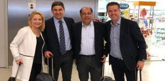 Πέντε σταθμοί σε τρεις ημέρες για τον Λ. Αυγενάκη