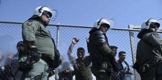 Θεσσαλονίκη: Αιματηρό επεισόδιο στο camp Διαβατών
