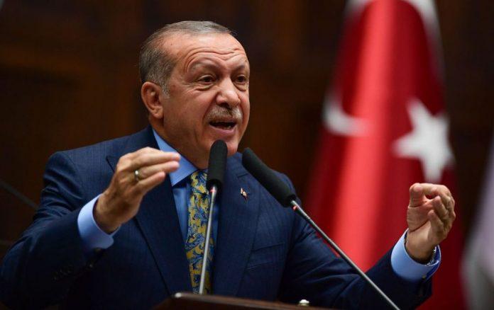 Ερντογάν: Είναι μια νέα περίοδος ελεγχόμενης κοινωνικής ζωής