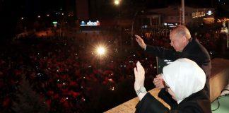 «Πέρασε» του Ερντογάν - επαναλαμβάνονται οι εκλογές στην Κων/πολη