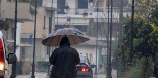 Καιρός: Βροχές και ισχυρές καταιγίδες σήμερα