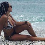 Ζαλίζουν το Instagram οι καμπύλες της Μαριάννας Καλέργη (pics)