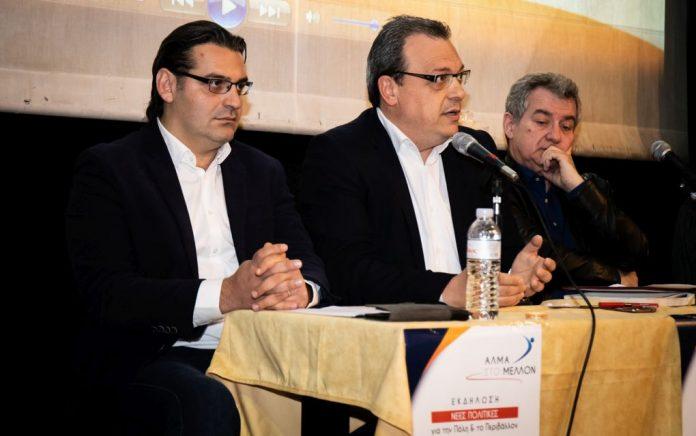 Νέες πολιτικές για την πόλη και το περιβάλλον στο Δήμο Νεάπολης - Συκεών