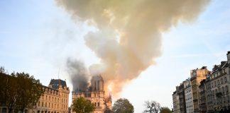 Έχουν ήδη ξεπεράσει τα 750 εκατ. ευρώ οι δωρεές για την Παναγία των Παρισίων και την ανοικοδόμησή της, μετά την καταστροφική πυρκαγιά της Δευτέρας (15/4).