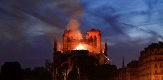 Μακρόν: «Έτοιμη σε πέντε έτη η Παναγία των Παρισίων»