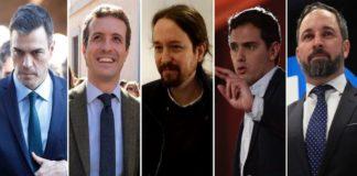 Ισπανία-εκλογές: Αυξημένη 4,5 ποσοστ.μονάδες η συμμετοχή σε σχέση με το 2016