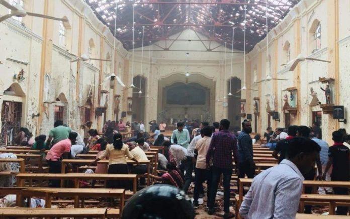 Σρι Λάνκα: Ανεβαίνει δραματικά ο αριθμός των νεκρών