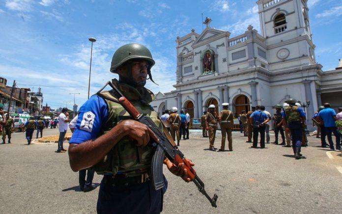 Σρι - Λάνκα: 15 νεκροί από ανταλλαγή πυροβολισμών
