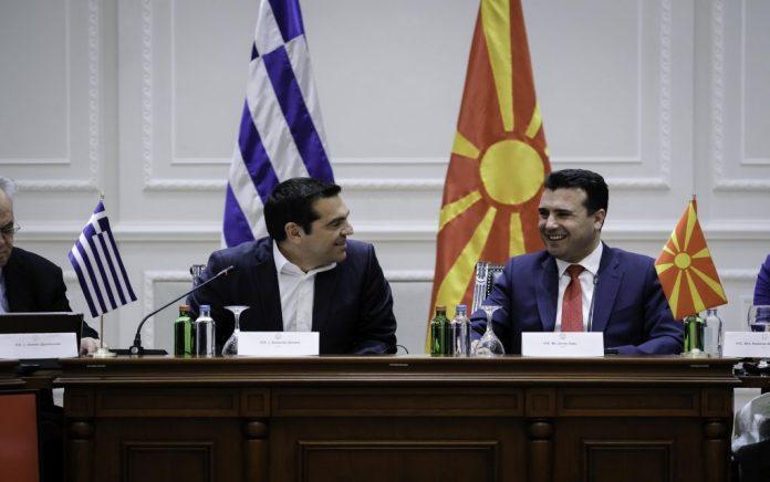 Διεθνή ΜΜΕ για την συνάντηση Τσίπρα - Ζάεφ στα Σκόπια: «Ιστορική συνάντηση»