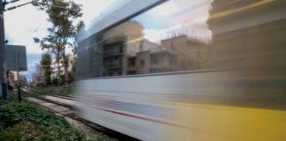 Λάρισα: Μικρός εκτροχιασμός αμαξοστοιχίας στον σταθμό Παλαιοφαρσάλου