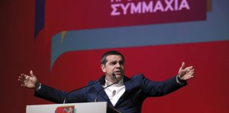 Οι τρεις άξονες της προεκλογικής εκστρατείας ΣΥΡΙΖΑ