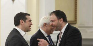 Παραιτήσεις στη ΔΗΜΑΡ μετά τη σύμπλευση με ΣΥΡΙΖΑ!