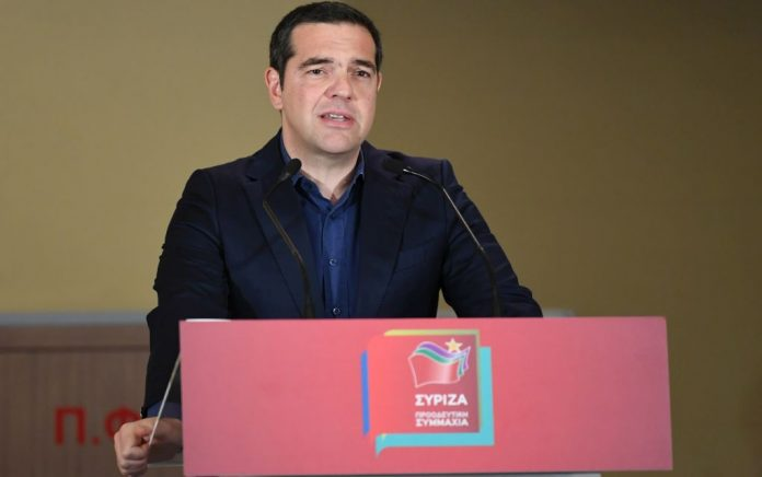 Αλ. Τσίπρας: «Συγγνώμη στον ελληνικό λαό για τις μετατάξεις»