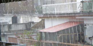 Καταιγίδες και χαλάζι στο κέντρο της Αθήνας! (vd)